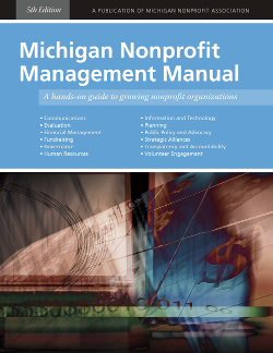 Michigan Nonprofit Management Manual